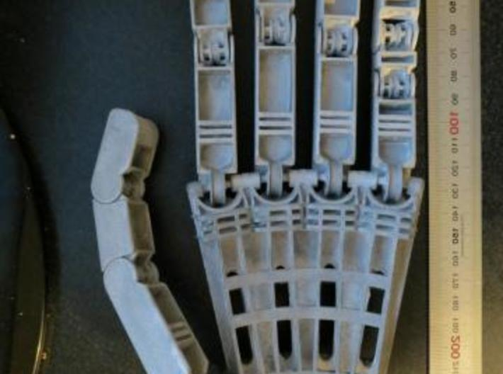 Anthromod Mk 2 Left Hand 3d printed