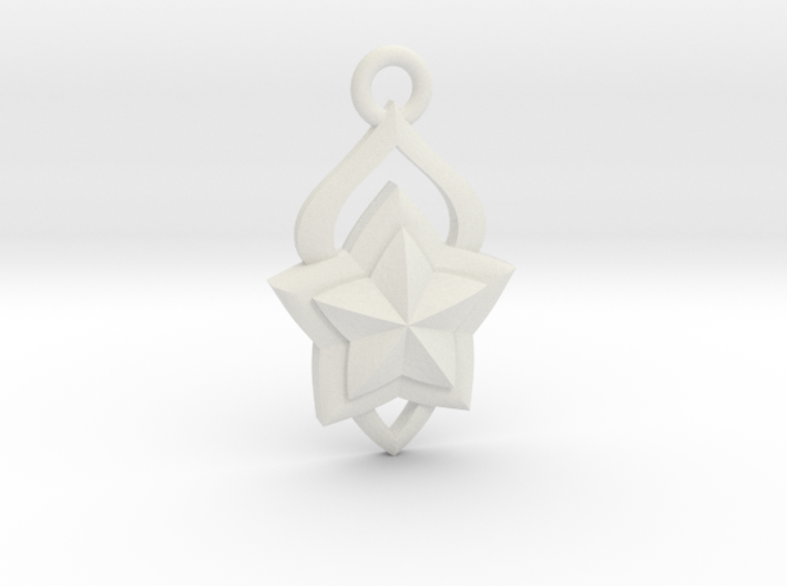 Star Guardian - Lux (Charm) 3d printed