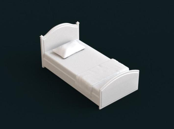 1:39 Scale Model - Bed 03 3d printed