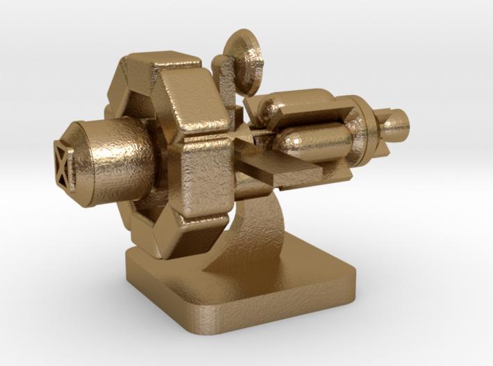 Mini Space Program, Interplanetary Ship 4 3d printed