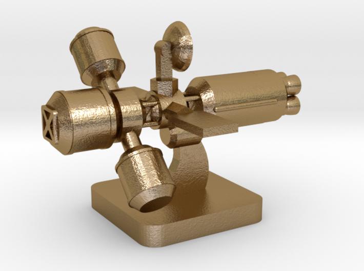 Mini Space Program, Interplanetary Ship 2 3d printed
