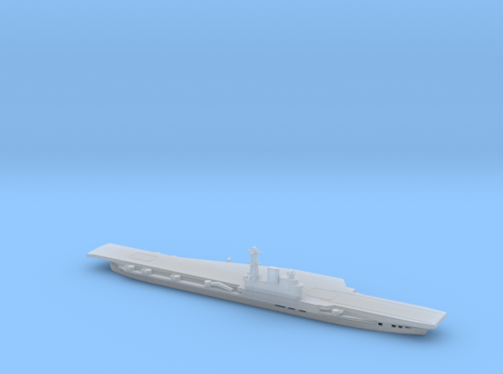 1/2400 Scale HMS Victorious R38 1960 3d printed