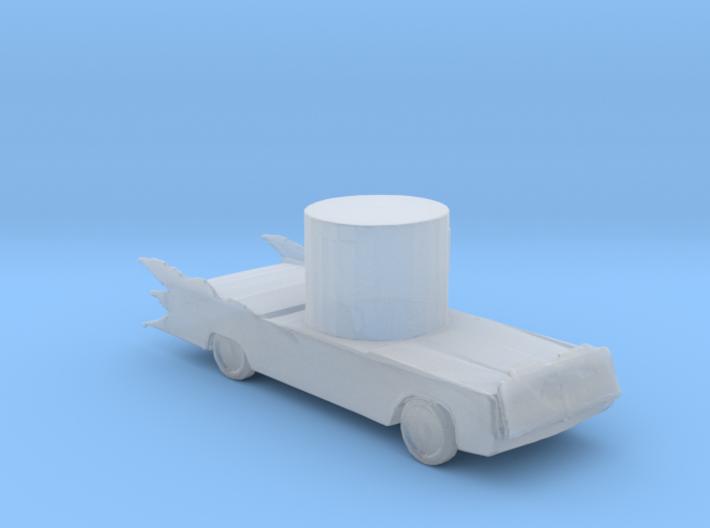 Deathmobile 220 scale 3d printed