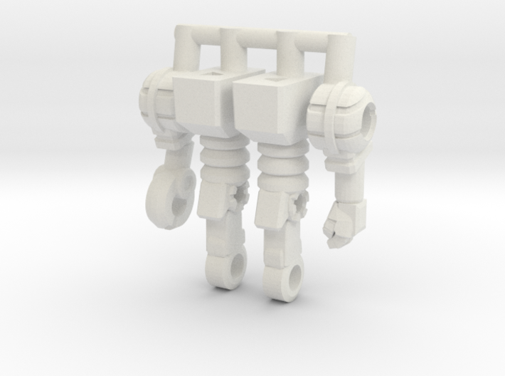 Waruder Kuwagatrer Inchman Limbs 3d printed
