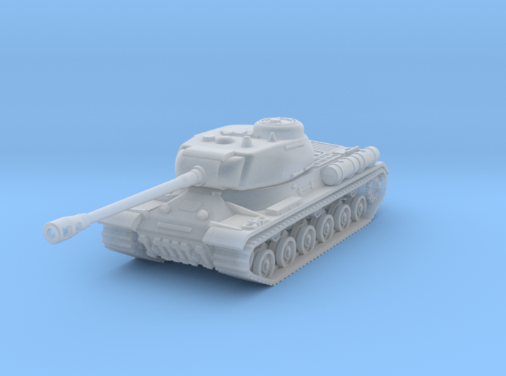 IS-2 Heavy Tank Scale: 1:200 3d printed