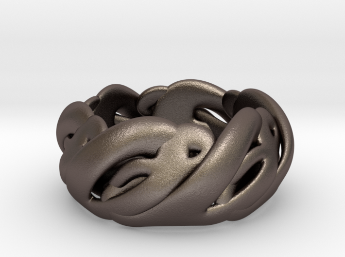 Ramz Hed Ring 3d printed