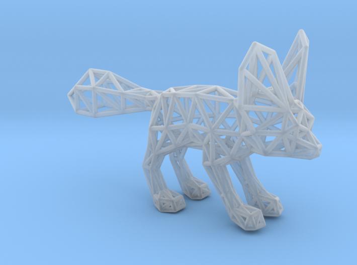Fennec Fox (adult) 3d printed