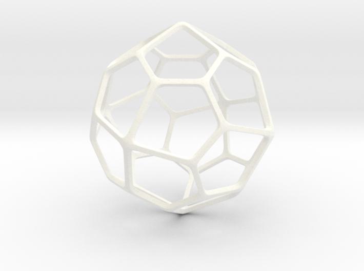 Pentagonal Icositetrahedron 3d printed