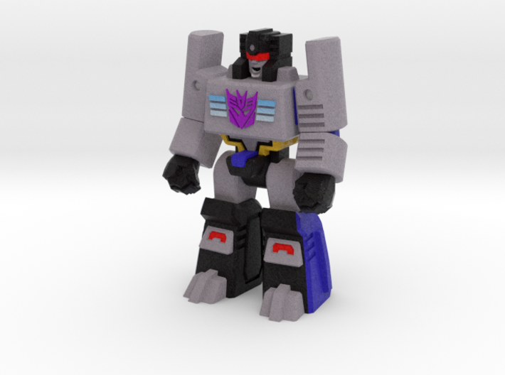 Masterforce Browning, Toy Colors (Full Color) 3d printed