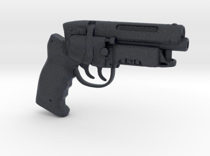 Deckard's Blaster (1:6 Scale) 3d printed