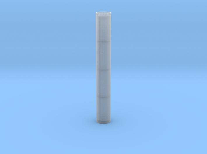 Batterietrog Torpedo G7e 1:20 3d printed
