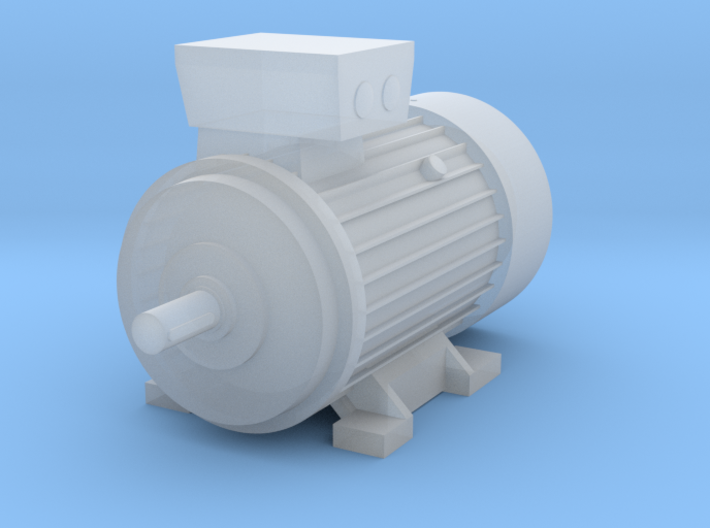 Electric Motor Size 3 3d printed