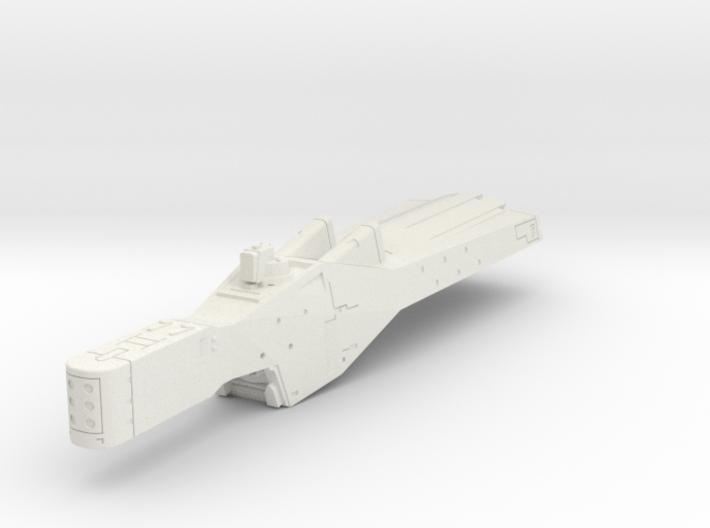 LoGH Alliance Cruiser 1:8000 3d printed
