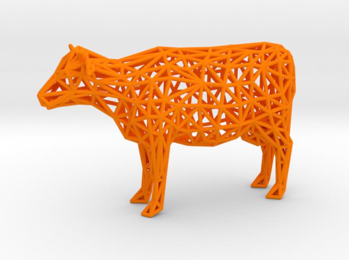 Cow 3d printed