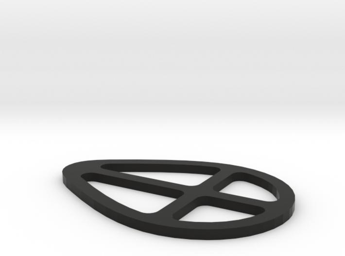 Fuji SST Seat Post Spacer - 2mm 3d printed