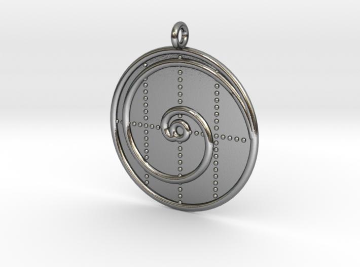Mathematics Symbol 3d printed