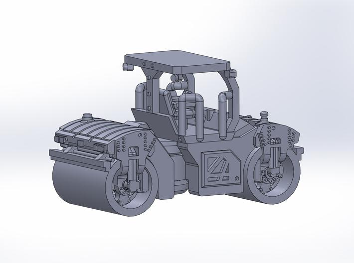 CatCB15 roller tandem 3d printed