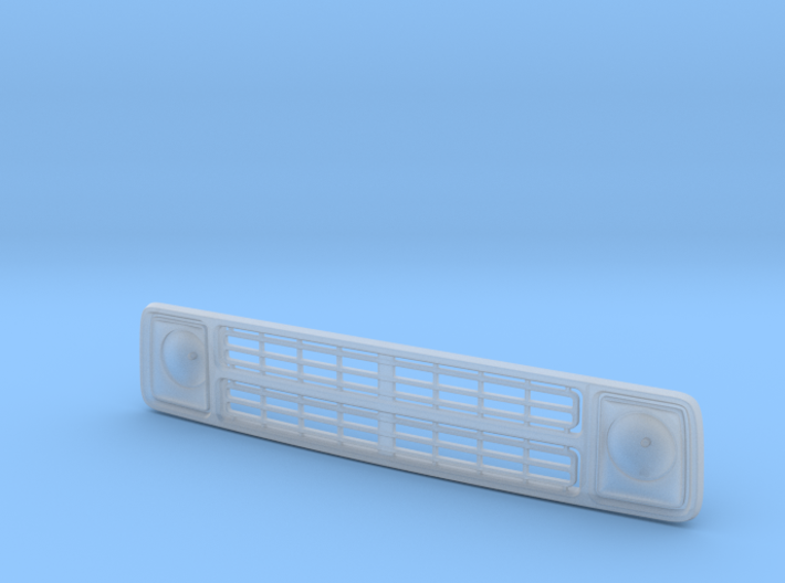 1/24 1980 Dodge Ramcharger Grill 3d printed