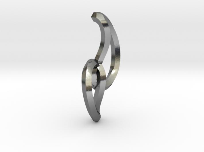 Harmonia Pendant 3d printed