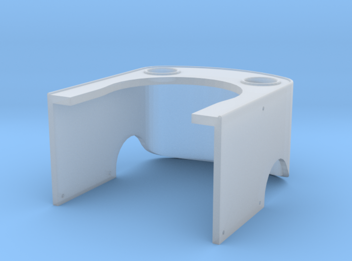 Spectical plate 3d printed