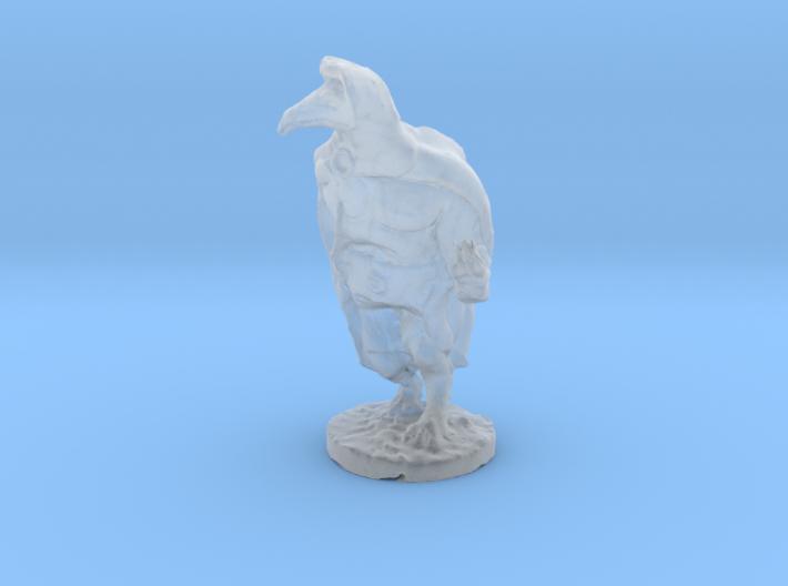 Crow Thief 3d printed