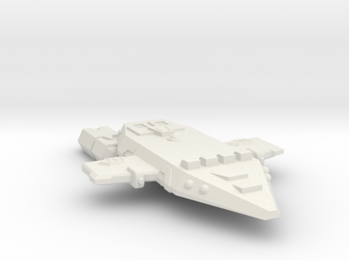3788 Scale Orion Light Cruiser (CR) CVN 3d printed
