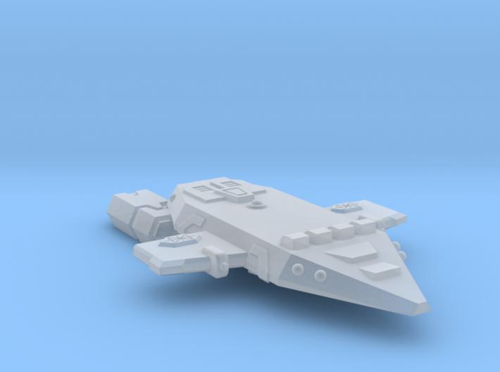 3125 Scale Orion Light Cruiser (CR) CVN 3d printed