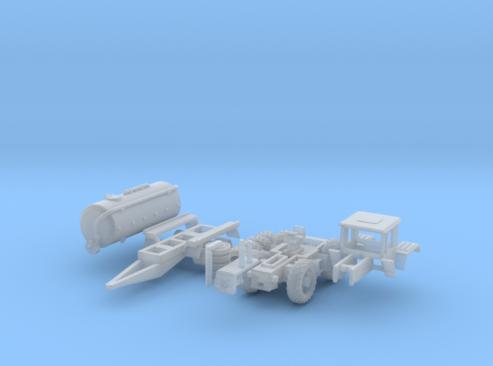 SET MB Trac 1300 & Joskin Modulo2 (N 1:160) 3d printed