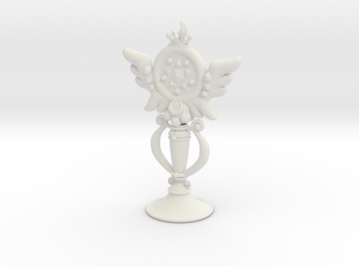 Holy Moon Chalice 1-5th 3d printed