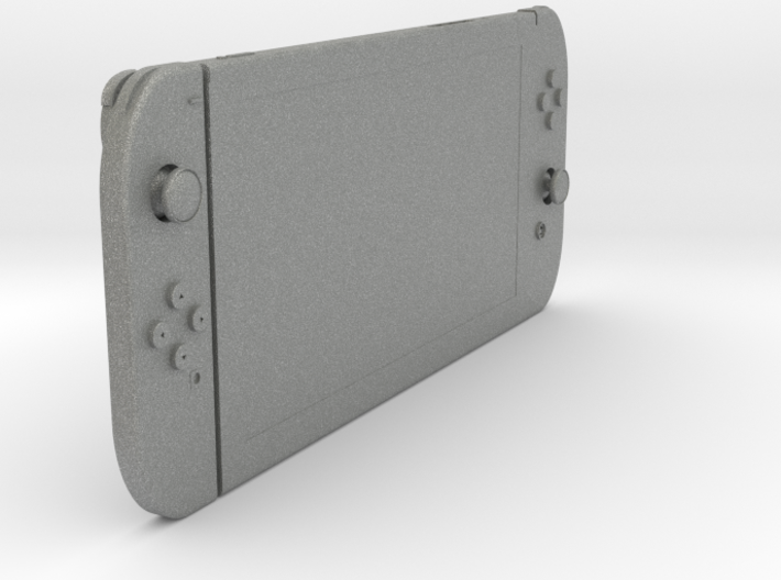 1/3rd Scale Nintendo Switch 3d printed