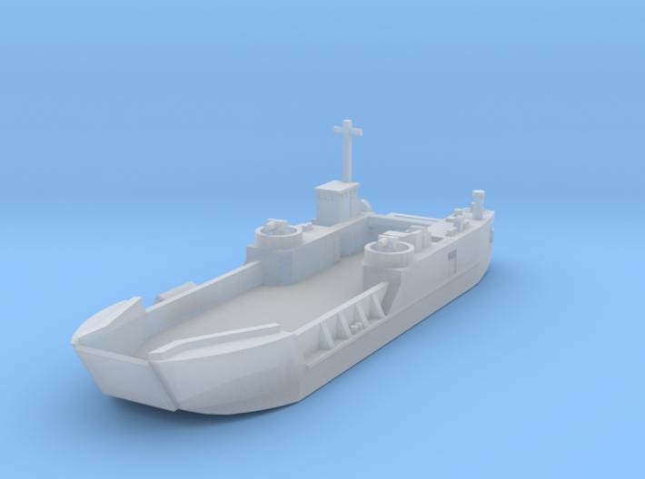1/700 LCT6 full hull 3d printed