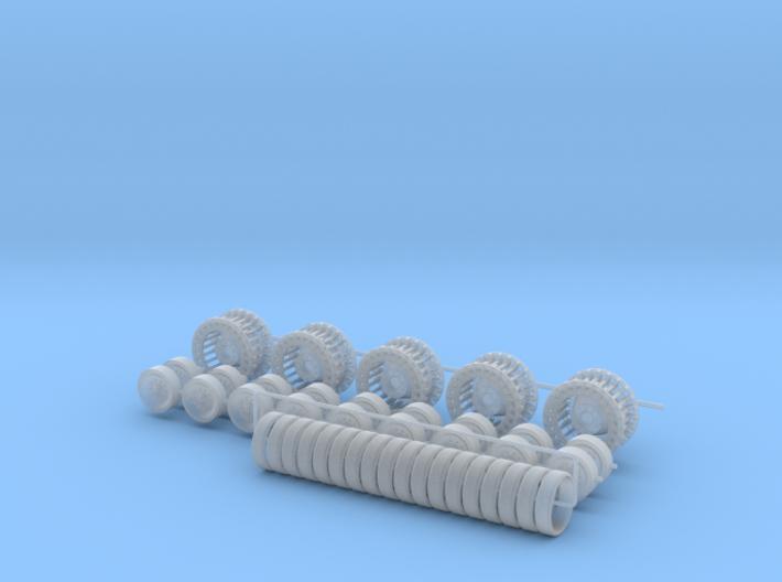 RX Wide Detail Kit 3d printed