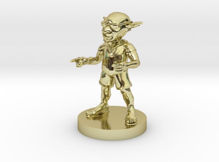 Swag Goblin 3d printed