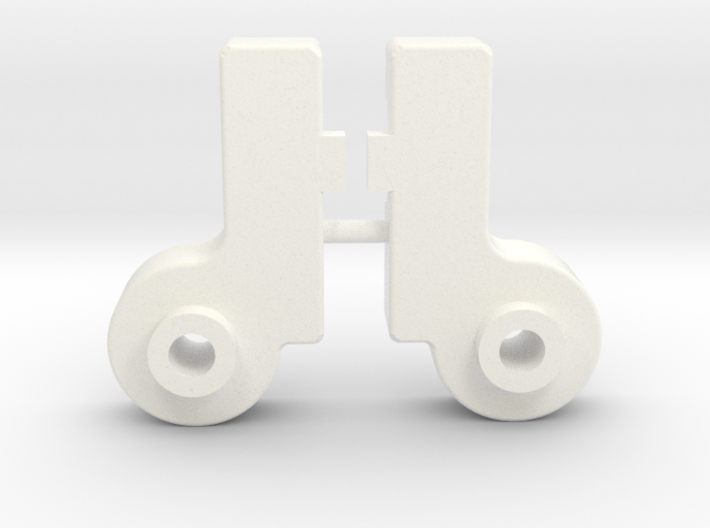 Wild Willy SWB front suspension mounts 3d printed