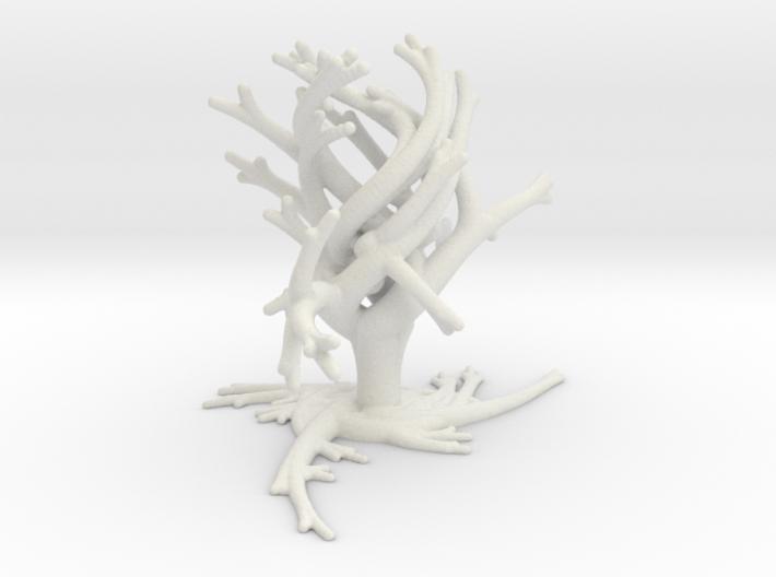 TwistBoquet - Triple Divisions 3d printed