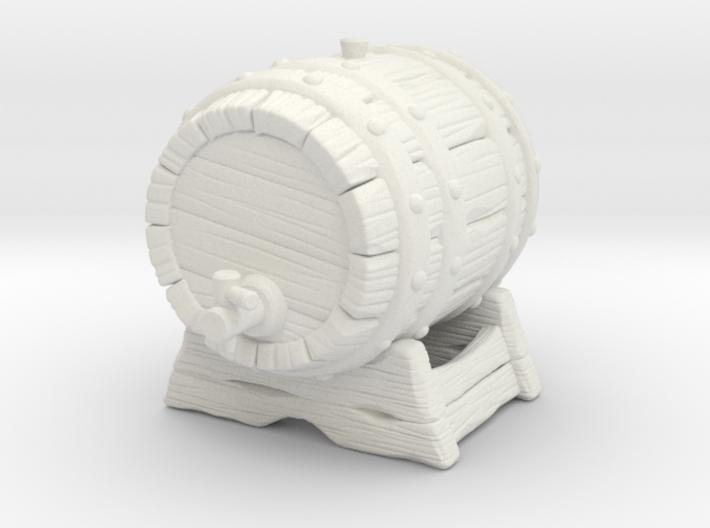 Big Keg A 3d printed