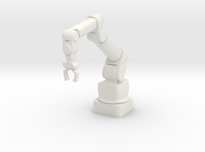 1:18 Scale Robotic Manipulator Arm NON-ARTICULATED 3d printed