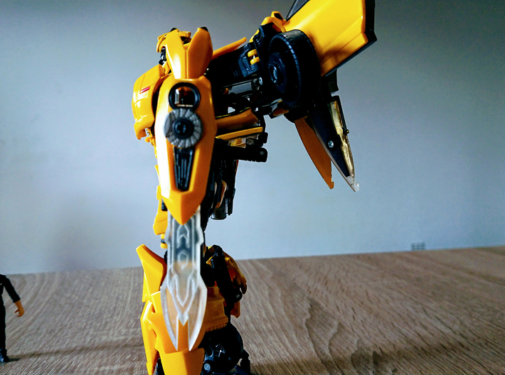 Blade for MPM Bumblebee 3d printed
