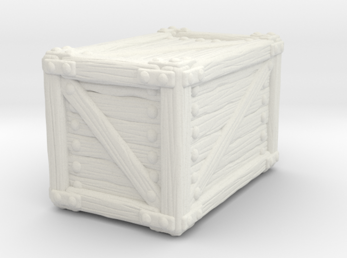 Big Crate A 3d printed