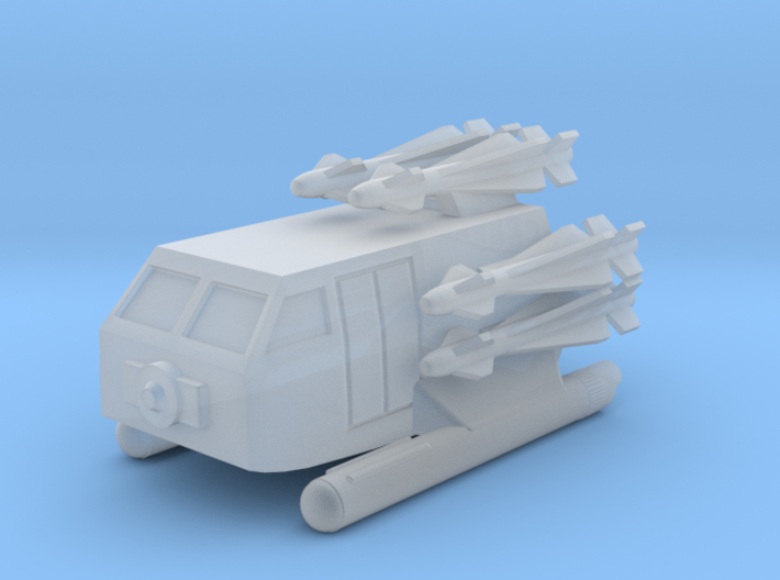 285 Scale General Scatter-Pack Shuttle MGL 3d printed