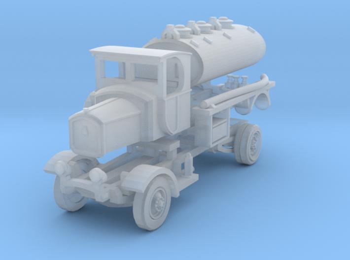 Delahaye Type 85 Camion citerne (1/144) 3d printed