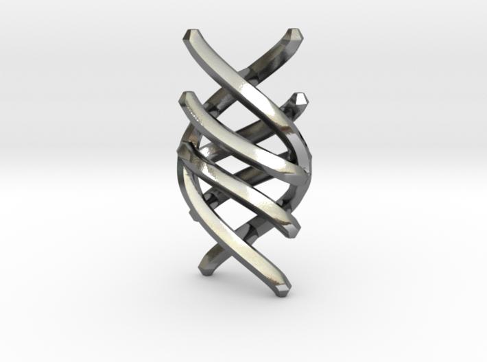 Pendant of Life 3d printed