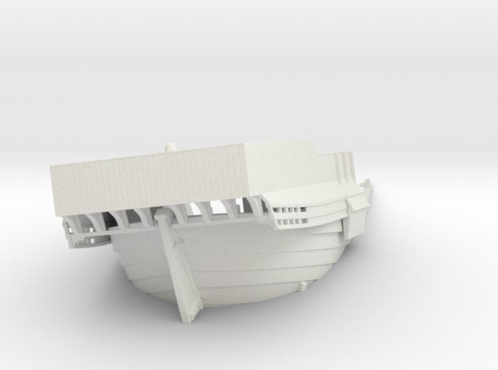 Bremer kogge castle wreck 3d printed