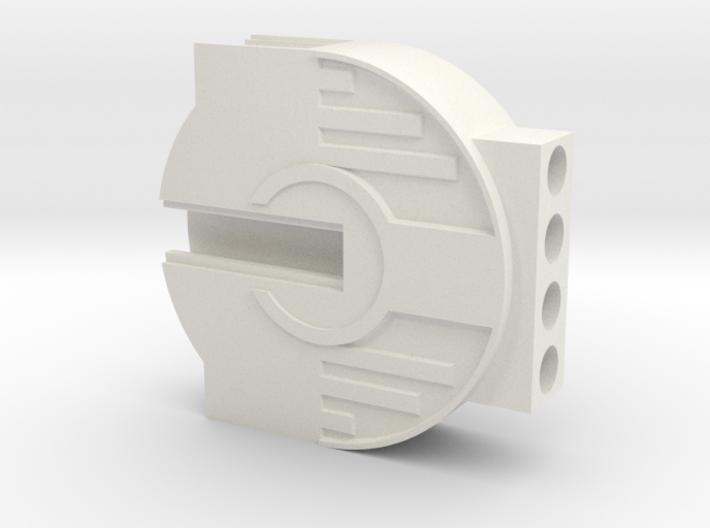 MFT-34 Multi Socket Shoulder 3d printed
