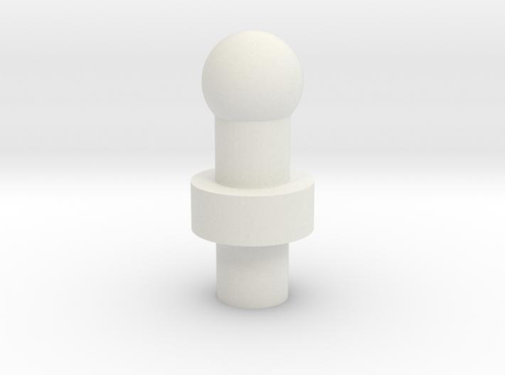 Diabattles Head Saver, Ver. 1 3d printed