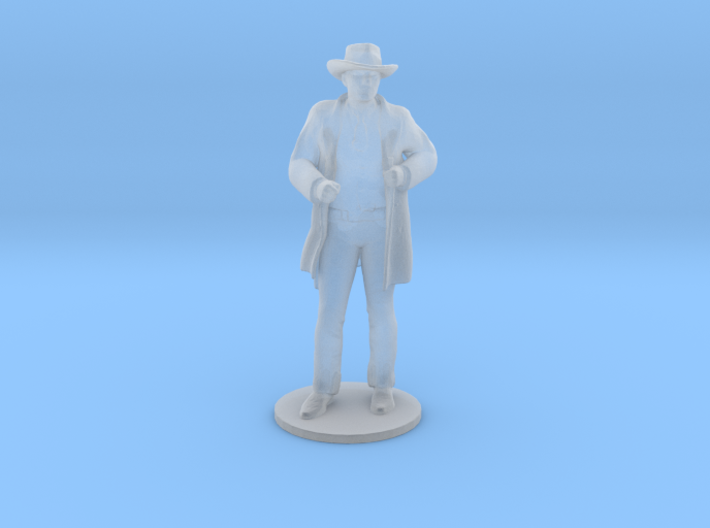 the Gambler 3d printed