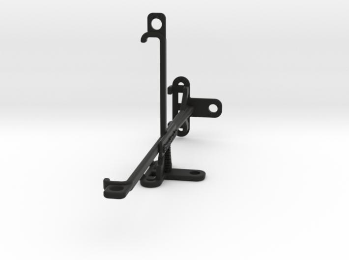 Xiaomi Mi 8 Lite tripod & stabilizer mount 3d printed
