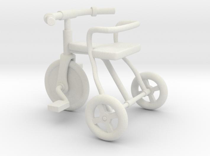 Kids tricycle 3d printed