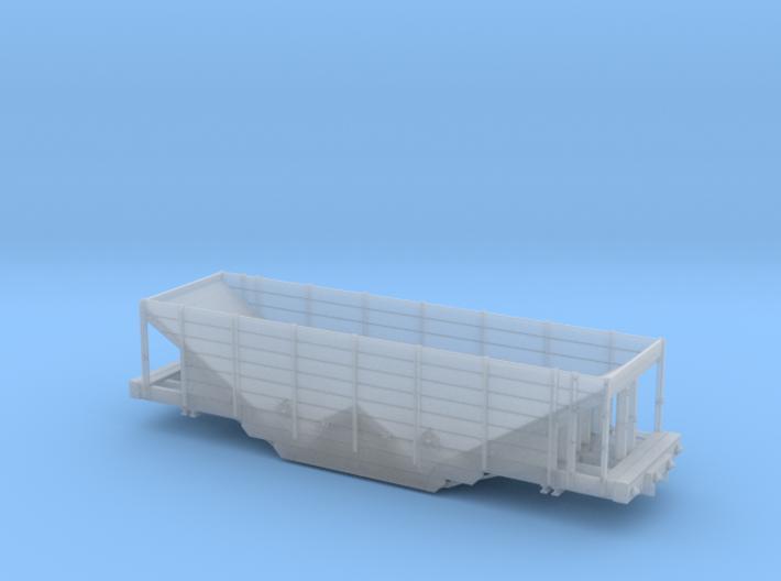 ET&WNC Large Hopper HOn3 3d printed