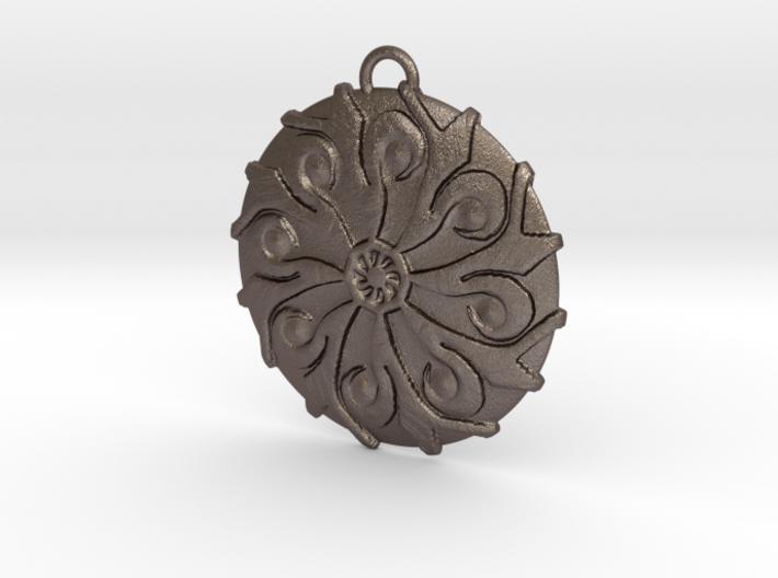 The disk of desting -Transmigration 3d printed
